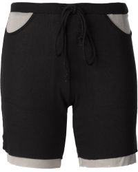 Lost and Found Rooms - - Layered Shorts - Women - Spandex/elastane/viscose - M - Lyst