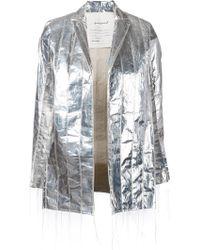 Toogood - - 'milkman' Jacket - Women - Cotton/polyurethane - 2 - Lyst
