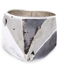 Lee Brennan Design - Arrow Shape Ring - Lyst