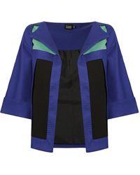 Fernanda Yamamoto - Panelled Jacket - Lyst