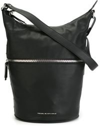 Diesel Black Gold - Zip Panel Hobo Shoulder Bag - Lyst
