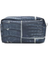 Luisa Cevese Riedizioni - Patchwork Make-up Bag - Lyst
