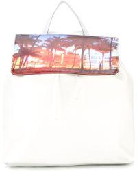 Joshua Sanders - Digitally Printed Backpack - Lyst