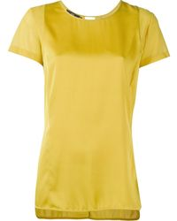 Stills - Short Sleeve Blouse - Lyst