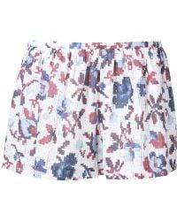 Thakoon - Printed Shorts - Lyst