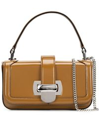 Santoni - Small Foldover Bag - Lyst