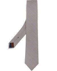 Fashion Clinic - Pattern Tie - Lyst