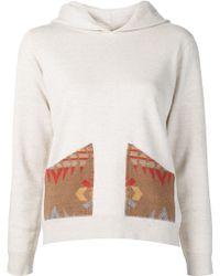Visvim - Blanket Pocket Hoodie - Lyst