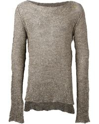 Cedric Jacquemyn | Sidetap Sweater | Lyst