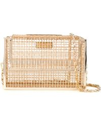 Cartel - 'cage 2.0' Clutch - Lyst