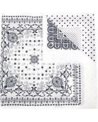 Engineered Garments - Bandana Print Scarf - Lyst