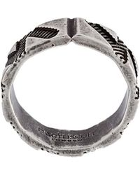Northskull - 'shadowplay' Ring - Lyst
