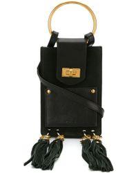 gray chloe bag - Chlo�� Small 'jane' Shoulder Bag in Gold (BROWN)   Lyst