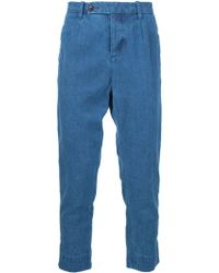 Outerknown - Cropped Pants - Lyst