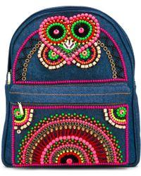 Manish Arora | Beaded Embellished Mini Backpack | Lyst