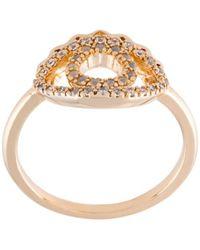 KENZO - Mini 'eye' Ring - Lyst