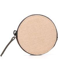 Troubadour - Fabric + Leather Headphone/coin Case - Lyst