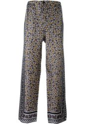 Fendi - Bag Bugs Pyjama Trousers - Lyst