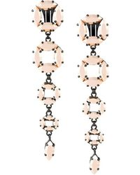 Ellen Conde - 'ow2' Earrings - Lyst