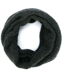 Roberto Collina - Wrapped Scarf - Lyst