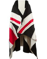 KTZ - Uk Flag Cape - Lyst