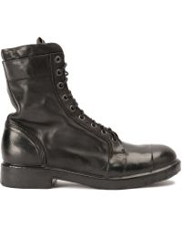 Oxs Rubber Soul - Lace-up Boots - Lyst