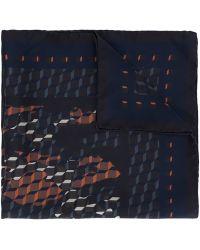 Pierre Hardy - Geometric Print Scarf - Lyst