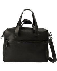 Marsèll - Marsèll Front Zip Briefcase - Lyst