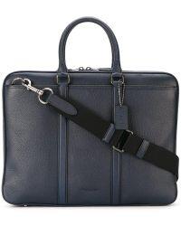 COACH - 'metropolitan' Briefcase - Lyst