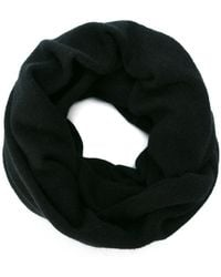 Label Under Construction - Zipped Ring Scarf - Lyst