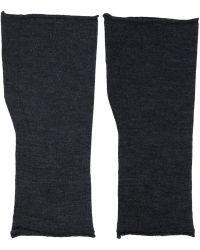 Label Under Construction - Fingerless Gloves - Lyst