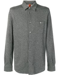Missoni - Checked Flannel Shirt - Lyst