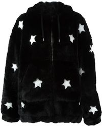 Filles A Papa - Star Fur Coat - Lyst