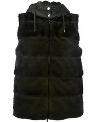 P.A.R.O.S.H. - 'quink' Gilet - Lyst