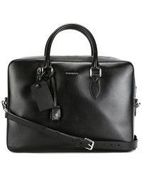 Burberry - Laptop Bag - Lyst