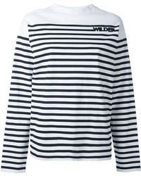 Each x Other - 'wilder' Striped Sweatshirt - Lyst