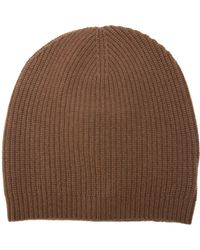 P.A.R.O.S.H. - Ribbed Beanie Hat - Lyst