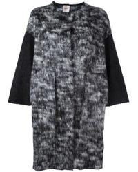 Nude | Oversized Coat | Lyst