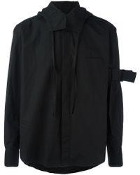 Björn Borg - Arm Strap Hooded Shirt - Lyst