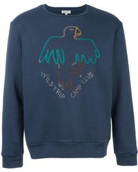 Paul & Joe - 'eagle' Sweatshirt - Lyst