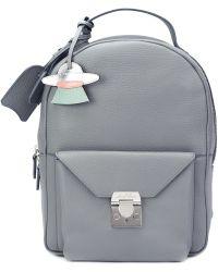 Mark Cross - Envelope Backpack - Lyst