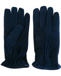 Lardini - Cashmere Lined Gloves - Lyst