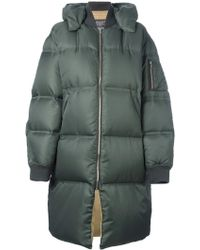 Golden Goose Deluxe Brand - 'paige' Padded Coat - Lyst