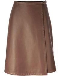 Iris Von Arnim - Wrap Skirt - Lyst
