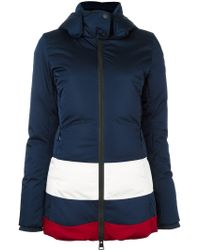 Rossignol - Colour Block Padded Jacket - Lyst