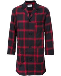 Kidill - Checked Shirt Jacket - Lyst