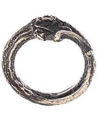 Julius - Forked Ring - Lyst