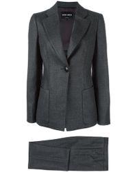 Giorgio Armani - Two Piece Suit - Lyst