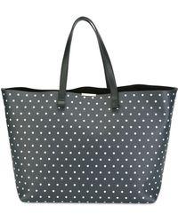 Victoria, Victoria Beckham - - Polka Dot Tote - Women - Calf Leather/polyurethane - One Size - Lyst