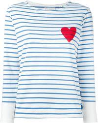 Chinti & Parker - 'breton' Sweatshirt - Lyst